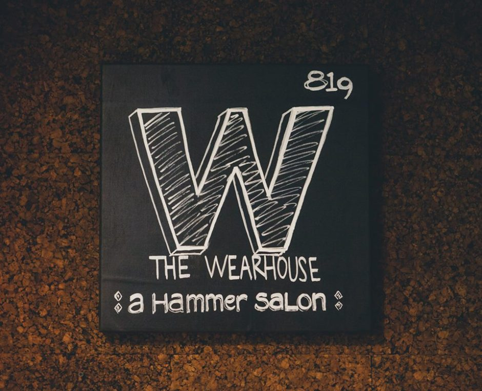 Top California Salon The Wearhouse